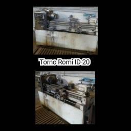 Torno Romi ID 20