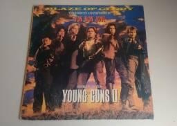 Lp Jon Bon Jovi Blaze Of Glory + Encarte