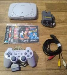 Playstation 1 Baby Completo!!!