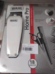 Máquina de cortar cabelo profissional nova completa
