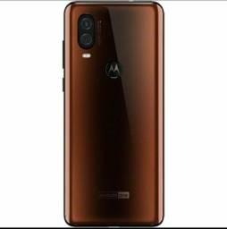 Motorola One Vision 128GB (NA CAIXA COM DOCUMENTO) Menor preço 1.000$