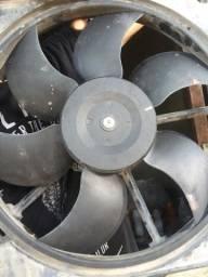 V Eletro Ventilador Renault Duster  Novo
