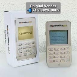 Moderninha Plus PagSeguro