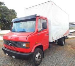 Título do anúncio: Caminhão Mb 710 Para Vender