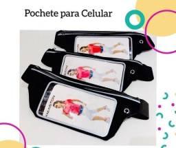 Pochetes pra celulares