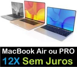 MacBook Air M1 256Gb ( 12X Sem Juros + Nota Fiscal ) Toda Linha Apple