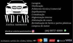 Título do anúncio: Wd car estética automotiva