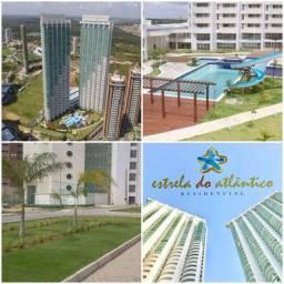 Título do anúncio: Apartamento em Ponta Negra - Estrela do Atlântico