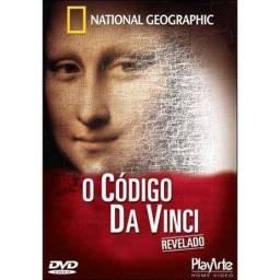 Título do anúncio: DVD O Código Da Vinci Revelado