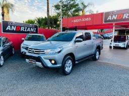 Toyota Hilux 2018 automatico flex