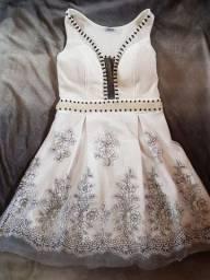 Vestido de Festa Infanto Juvenil