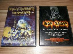 2 DVD Iron Maiden