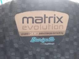 Cadeira automotiva para criança Burigotto Matriz Evolution