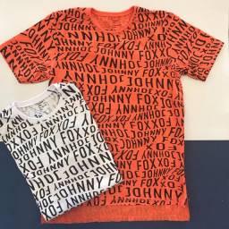 Camiseta Jonnhy Fox
