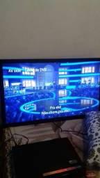 Tv 42 polegadas liga e desliga sozinha imagem perfeita