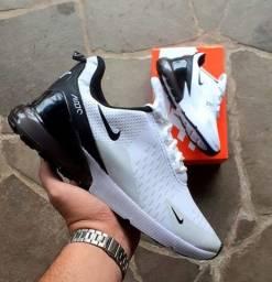 Tênis Sneakers Max 270 Branco Masculino