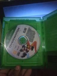 Overwatch e Titanfall 2 para troca
