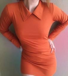 Bata laranja