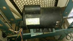 Motor monofásico cv 2 baixa rotação e um motor trifásico de cv 5 rpm 1700