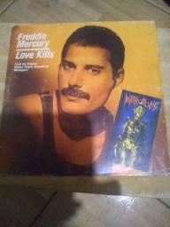 Disco compacto Freddie Mercury