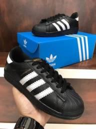 Tênis Adidas Superstar - $150,00