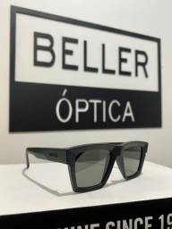 Óculos de Sol Evoke Time Square A11 Black Matte Black Gray Original com Nota Fiscal