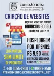Desenvolvimento de Sites - Site Profissional Barato