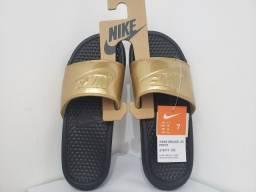 Chinelo feminino Nike Benassi jdi print tamanho 35 e 39