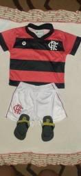 Uniforme oficial do Flamengo