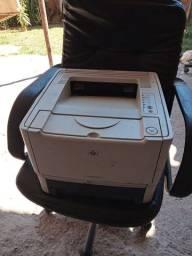 Impressora Hp laserJet p2014