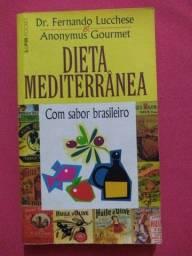 Livro Dieta Mediterrânea com Sabor Brasileiro