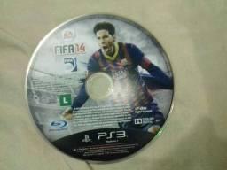 Fifa 14 para PlayStation 3 original.