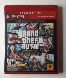Gta Episodes From Liberty City Ps3 Lacrado
