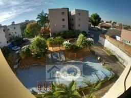 Vendo Apartamento com 3/4, 62 m² por R$ 120.000 - Cidade Jardim - Goiânia/GO