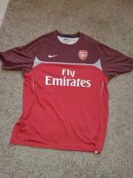 Camisa Time Futebol - Arsenal