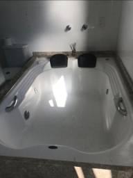 Banheira 2 lugares como nova
