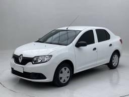 Título do anúncio: Renault LOGAN LOGAN Authentique Flex 1.0 12V 4p