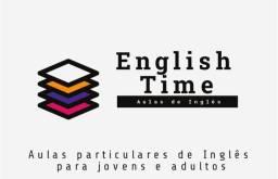 Aulas de Inglês on-line ou presenciais