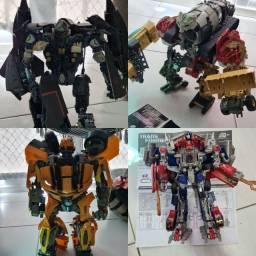 Transformers -22 itens - Hasbro - Figuras de ação