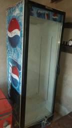 Freezer Vertical Pepsi