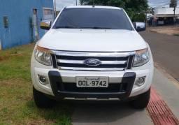 Ford ranger XLT 2.5 CD 2014