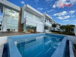 CONDOMÍNIO SERRA DO PRATA Casa com 3 suítes e 6 vagas, 540m² - Jardim Recanto do Bosque -