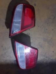 Lanternas traseiras gol g5