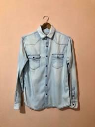 Camisa estilo jeans