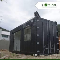 Título do anúncio: Kitnets em Container - Alojamento - Hospedagem - Térmico