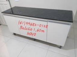 Balcão 1,60m Mult uso