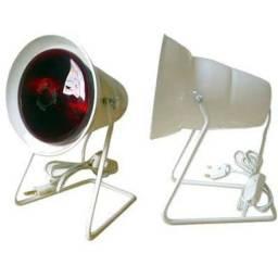 Título do anúncio: Infravermelho lâmpada e suporte