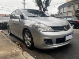 Nissan Tiida SL 1.8 Automático Flex 2012
