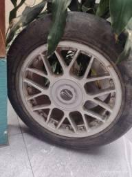 Vendo rodas anos 16 furacão 4 por 100