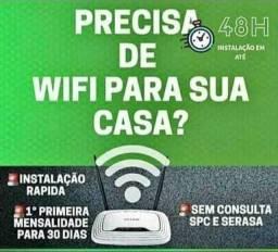 Internet Wifi com netflix grátis